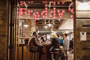 Freddy's.
