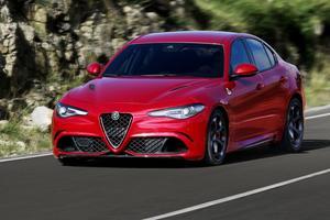 L'Alfa Giulia QV hérite d'un V6 biturbo 3 litres de 510 ch.