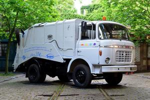Le Berlier GAK mis en service en 1965.