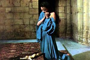 Anna Karina dans «La Religieuse».