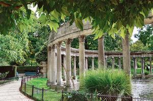 Parc Monceau.