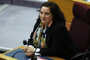 Emmanuelle Cosse, le 18 décembre.