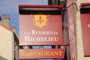 Les Ecuries de Richelieu est répertorié au Guide Michelin depuis 2010, soit deux ans seulement après sa création. Crédits Photo: Pauline Chateau / LE FIGARO