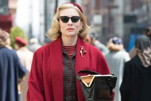 Cate Blanchett dans «Carol».
