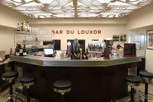 Le Bar du Louxor.