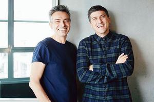 Christophe Servell et Jérémie Trigano.