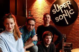 L'équipe du Supersonic.