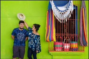 Guanacos Tinte Maya à Suchitoto.