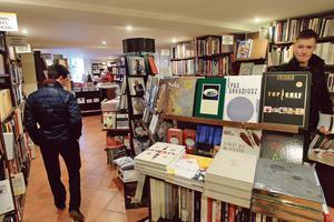 La Librairie Gourmande.