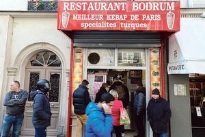 Restaurant Bodrum.