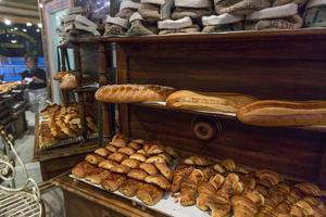 Les croissants de la boulangerie DuPain etdesIdées.