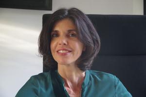 Sarah Guillou, économiste à l'OFCE. © Sarah Guillou