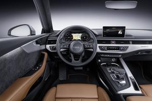 Un «virtual cockpit», comme dans le coupé TT.