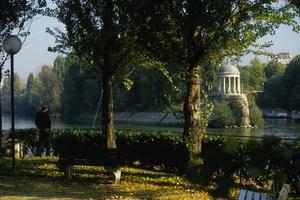 L'île de la Jatte à Neuilly (92).