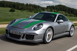Porsche 911R.