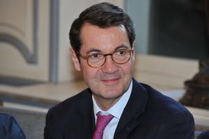 Bruno Colmant, chef économiste chez Degroof Petercam