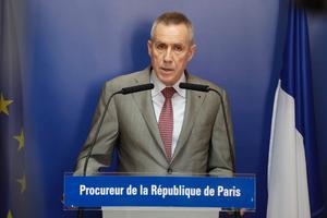Franois Molin, procureur de la République, lors de sa seconde conférence de presse, ce lundi 18 juillet.