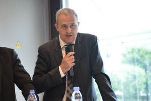 Mathieu Ficot, directeur du développement économique de la Ligue.