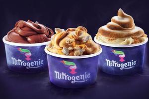 Les glaces de Nitrogenie.