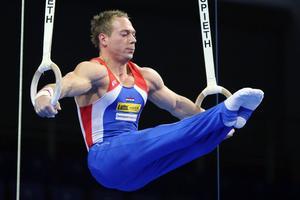 Le Néerlandais Yuri van Gelder.