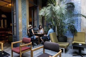 Café Vitória.