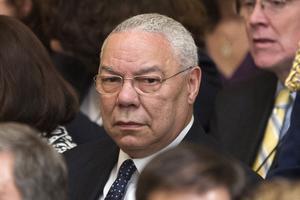Colin Powell, ici en 2012.