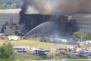Le Pentagone, le 11 septembre 2001.