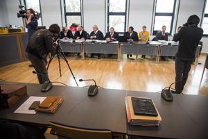 En raison de ses problèmes de santé, Hubert Zafke ne s'est pas présenté devant le tribunal de Neubrandenbourg en mars dernier.