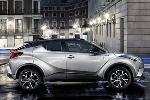 Techniquement, le Lexus UX devrait être très proche du Toyota C-HR.