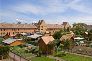 Crédit photo: Cité-jardin du Stockfeld.