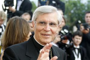 L'évêque Jean-Michel Di Falco en 2006.