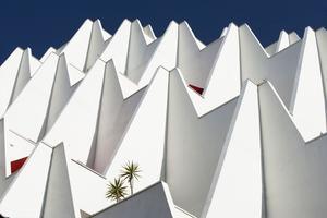 L'architecture visionnaire de lastation balnéaire deLa Grande-Motte.