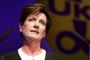 Diane James a annoncé sa démission, seulement trois semaines après son intronisation.