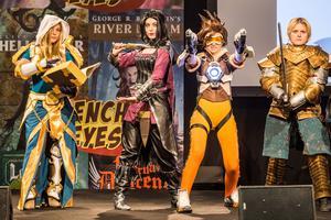 Le Cosplay, Paris Manga et Sci-Fi Show
