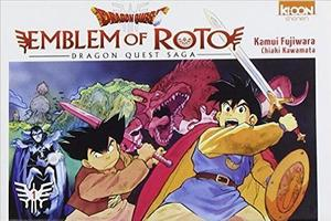 Dragon Quest - Emblem of Roto