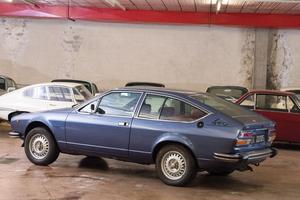 L'Alfa Romeo GTV est devenue rare. La collection en compte plusieurs.