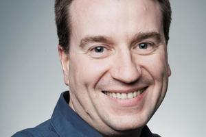 François Mathieu, rédacteur en chef adjoint au quotidien belge <i>Le Soir.</i>