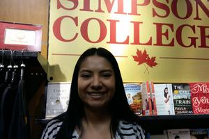 Tania Lopez, 21 ans, étudiante en sciences politiques.