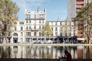 Le canal Saint-Martin.