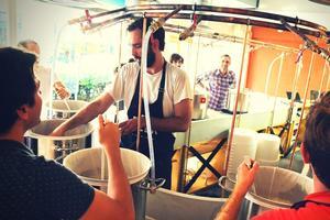 La Beer Fabrique.