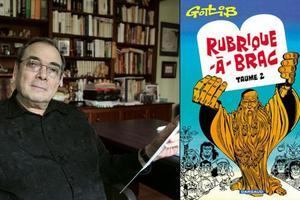 Parue dans le journal Pilote en 1968, «La Rubrique-à-brac» de Marcel Gotlib constitue sans doute l'apothéose de l'humour en bande dessinée.