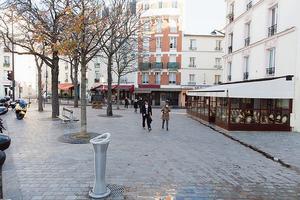 La Place Moro-Giafferi .