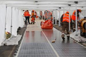 Les travaux ont nécessité un investissement de 5 millions d'euros de l'État.