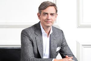 Toby Bateman, directeur général de Mr Porter.