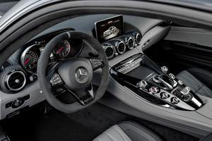 L'intérieur de la version GT C Edition 50.