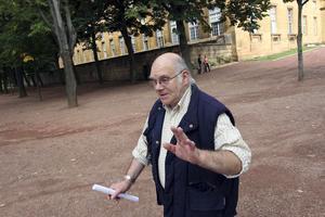 Henri Leclaire, en 2014.