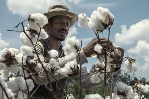 Nate Parker dans <i> The Birth of a Nation</i>