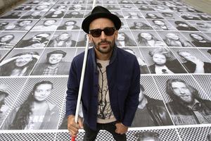 JR à Londres pour son projet <i>Inside Out</i>