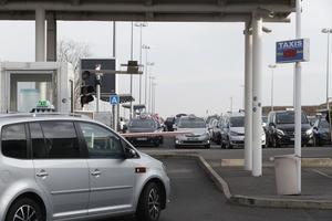 Sur les 55.000 taxis qu'il y a en France, 20.000 sont à Paris
