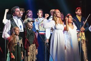 «Les Misérables».